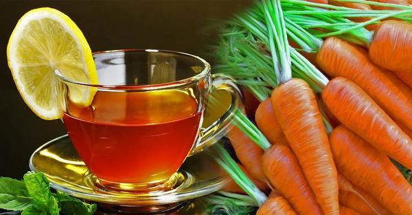 Գազարով թեյը կարող է օգնել պայքարել մի շարք հիվանդությունների դեմ, ահա թե ինչպես