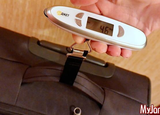 Багажные весы: для чего нужны и как выбрать?