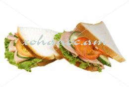 Սենդվիչ խոզապուղտով