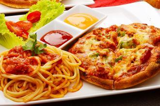 Մակարոնեղեն և պիցցա