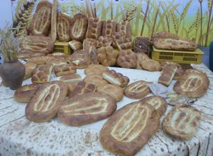 Հայկական ազգային հաց (մատնաքաշ,լավաշ)