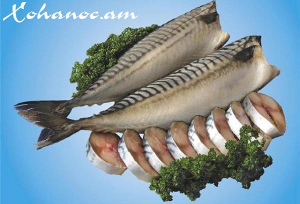 Աղ դրած ձուկ