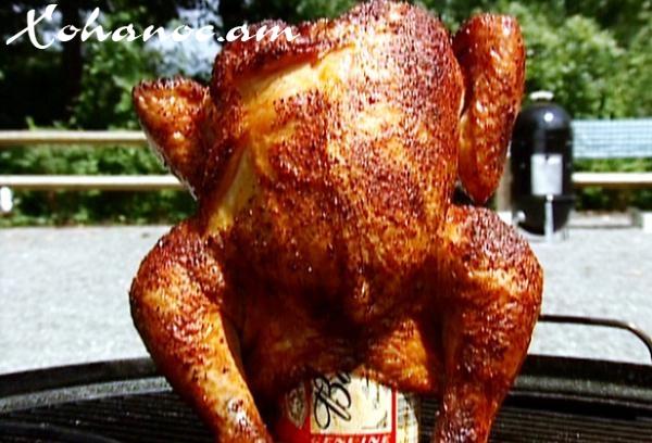 Հավը` գարեջրով. ամանորյա բաղադրատոմս