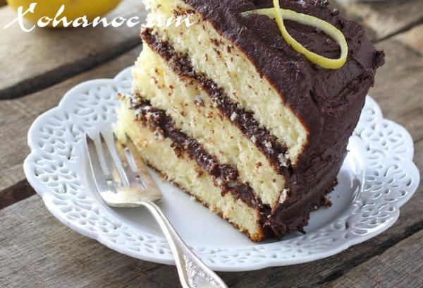 Լիմոնով շոկոլադե տորթ․ Իտալական տորթի պատրաստման եղանակը․ Պարզ և համեղ