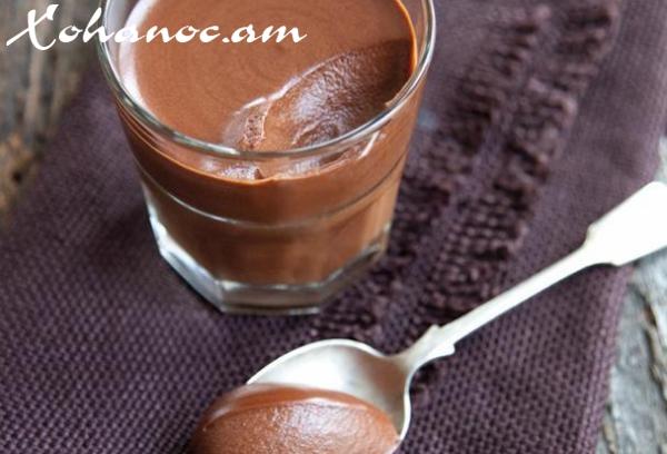 Շոկոլադե մուսը կաթնաշոռով խենթացնում է յուրաքանչյուրին․ Կարելի է ուտել նաև գիշերը