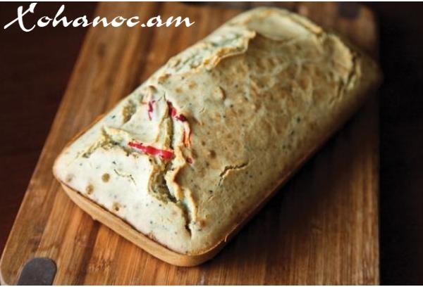 Սխտորով կծու չիլի-հաց