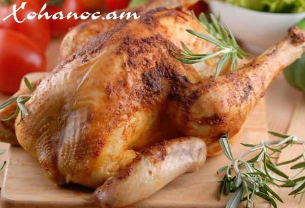 Ինչպե՞ս պատրաստել շատ համեղ հավի տապակա