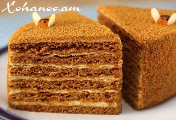 Ամենահամեղ տորթը մեղրով․ Իդեալական բաղադրատոմս