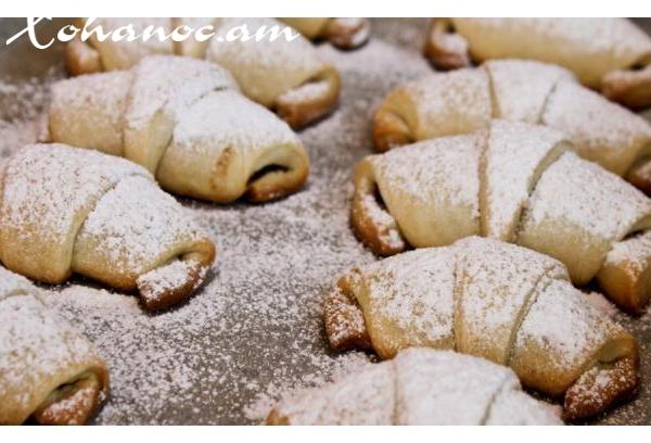 «Սիգարետ» թխվածքաբլիթ