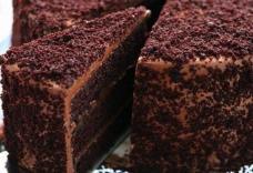 Շոկոլադե տորթ «Պելե»