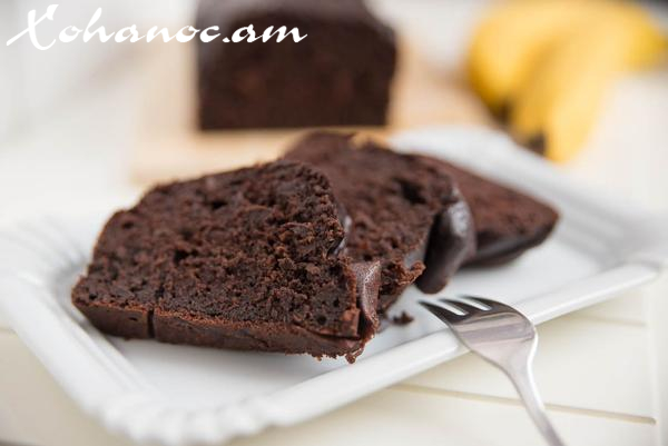 Ճապոնական շոկոլադե թխվածք