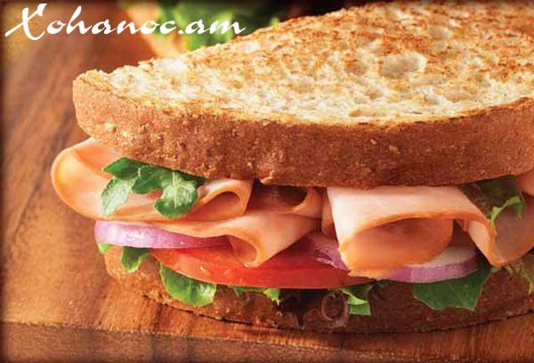Ամերիկյան սենդվիչ