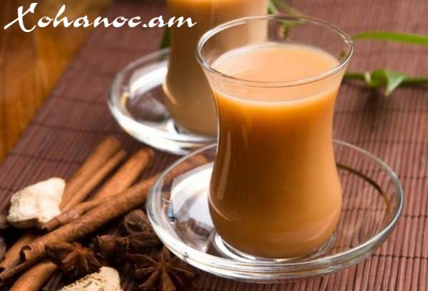 Բուրավետ մասալա - թեյ