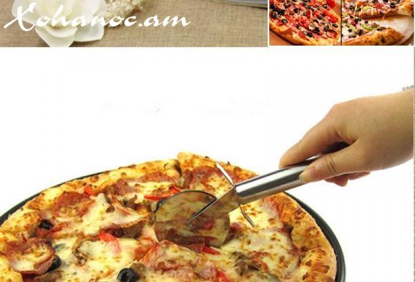 Պիցցա թավայի վրա` 10 րոպեում