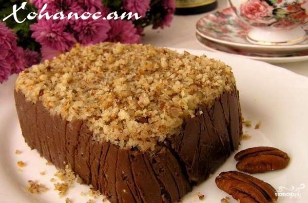 Իտալական խոհանոցի ամենահամեղ շոկոլադե տորթի պատրաստման եղանակը