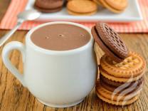 Կծու տաք շոկոլադ
