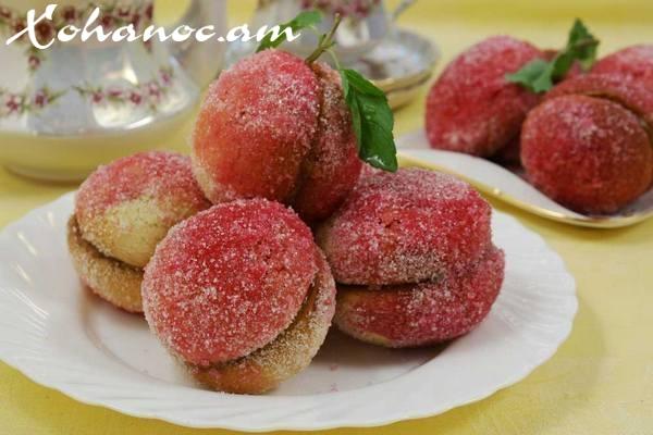 Թխվածքաբլիթ դեղձ․ Իմ ամենասիրած քաղցրավենիքը։ Բաղադրատոմս