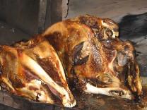 Փուռը գցած ոչխարի գլուխ (քյալլա)