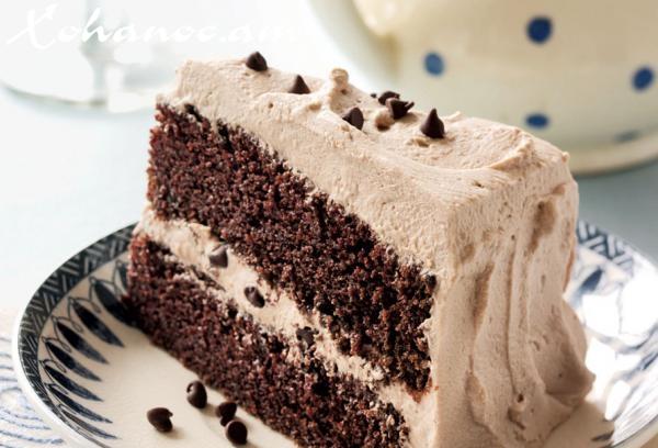Շոկոլադե տորթ ՝ շոկոլադե կրեմով