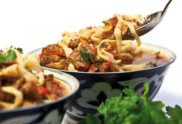 Ուզբեկական խոհանոցի ամենահամեղ ուտեստներից ՝ լագման