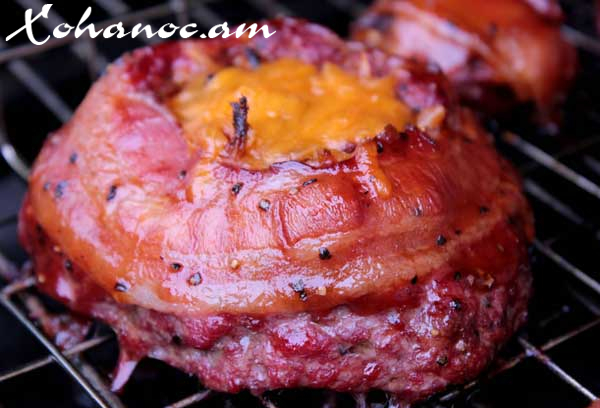 Խոզի լցոնած միս