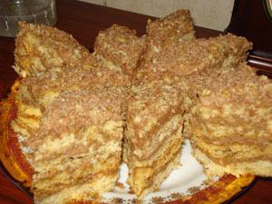 """Торт """"Корейский"""""""