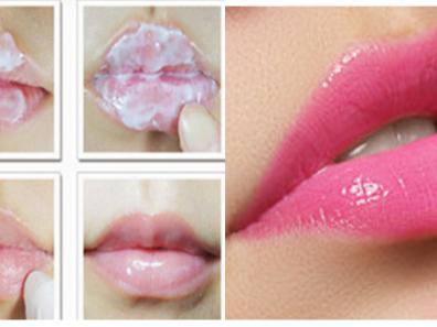 После использования этого ингредиента вы никогда не будете использовать губную помаду. Ваши губы будут выглядеть естественно розовыми