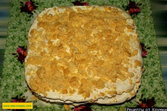 Торт баноффи пай рецепт пошагово