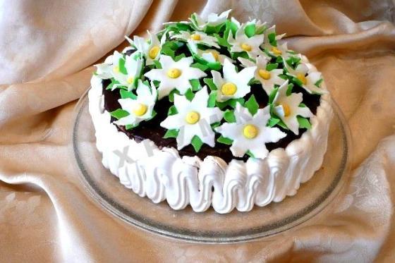 Кулинарный рецепт Торт Невеста