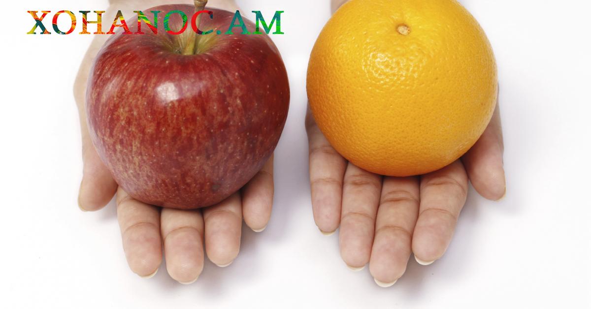Եփած խնձորի և նարնջի միջոցով ազատվեք ճարպակալումից և արյան բարձր ճնշումից