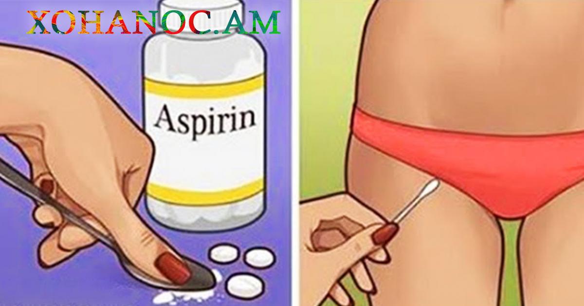 Ինչպես կարող է օգնել Ձեզ ասպիրինը, ինչպես օգտագործել այն