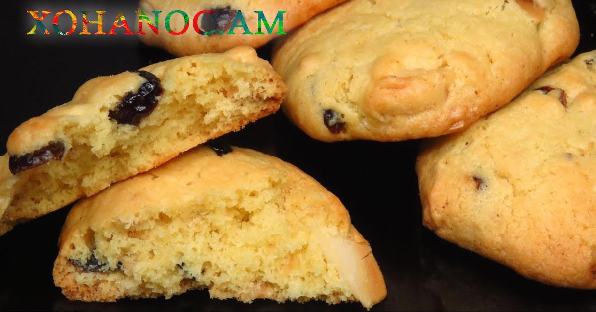 15 րոպեում պատրաստվող շաքարավազով թխվածքաբլիթների բաղադրատոմս