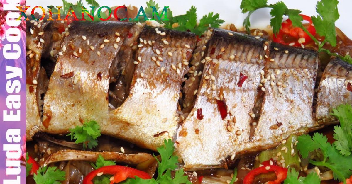Ձուկը ջեռոցում, ստացվում է շատ համեղ և հյութալի, բոլորը կսիրեն այս բաղադրատոմս