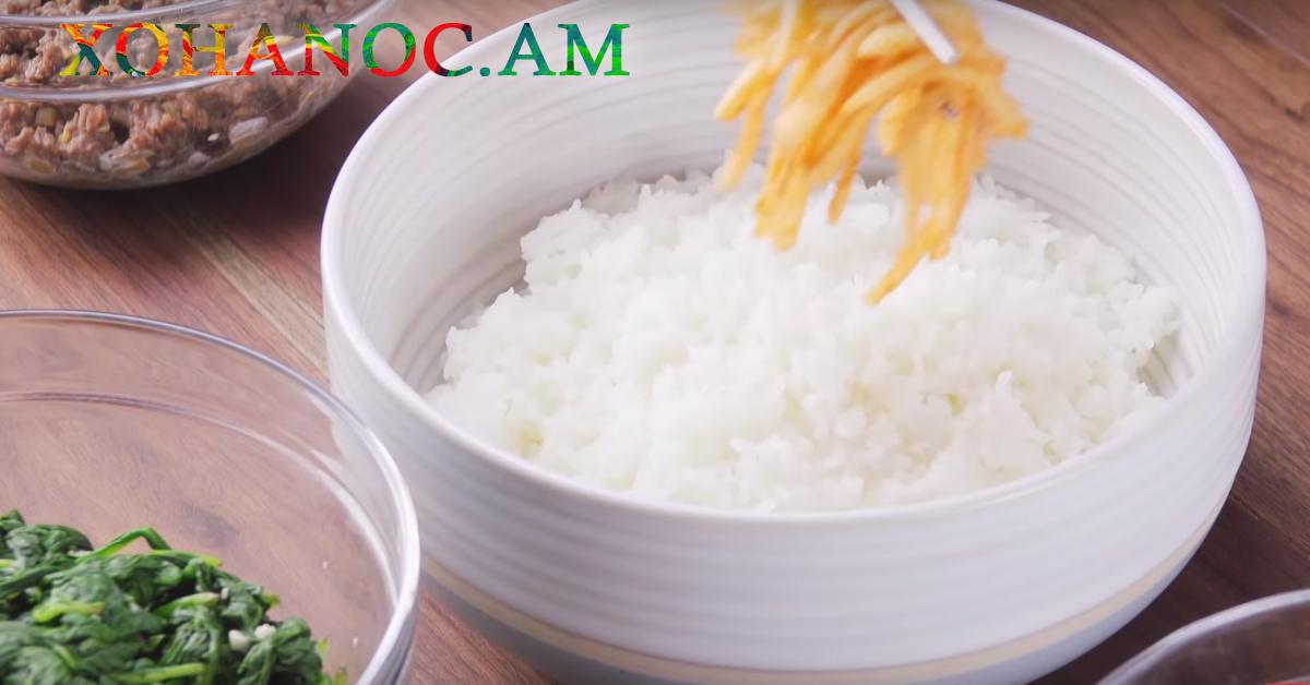 Բրձով այսպիսի ուտեստ երբեք պատրաստած չեք լինի․ Կորեական խոհանոցի գլուգործոց բաղադրատոմսը
