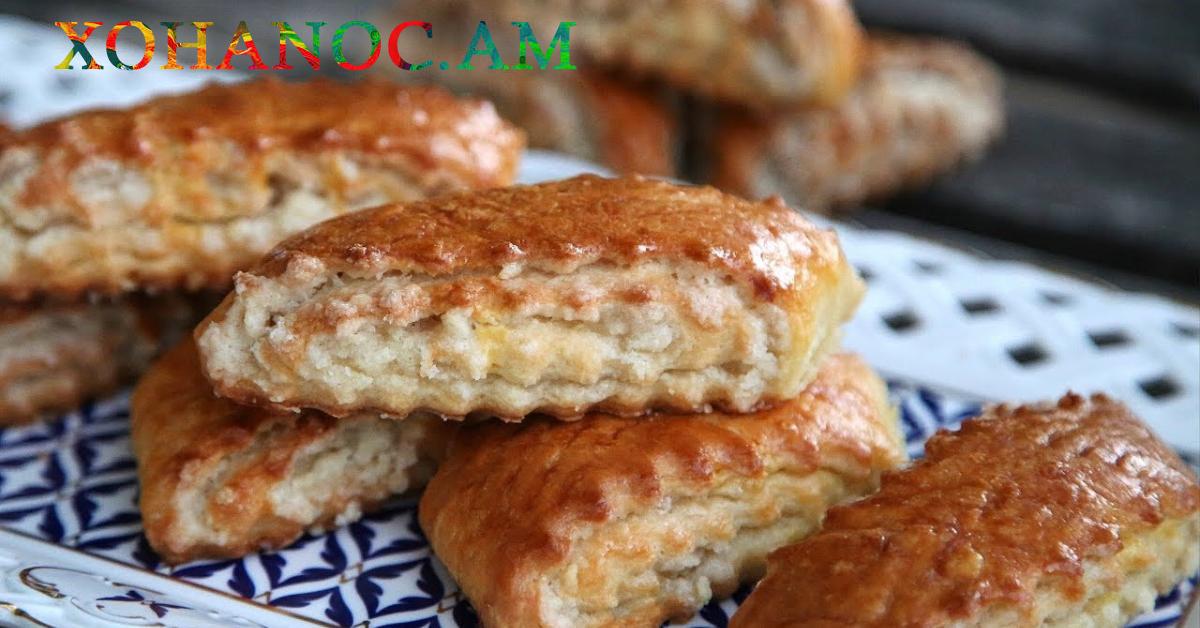 Հայկական գաթայի բաղադրատոմս, որը ստացվում է համեղ և շատ փափուկ