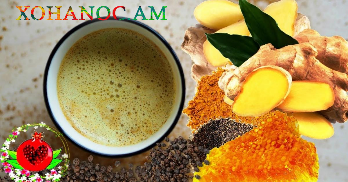 Շատ հզոր թեյի բաղադրատոմս, որը ամրացնում է իմունիտետը և թարմացնում է օրգանիզմը