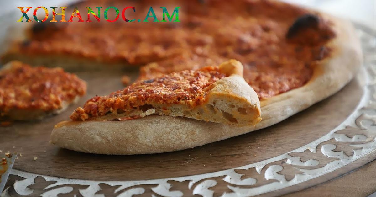 Կաթնաշոռով Հաց - Պանրըհուց, շատ համեղ և յուրահատուկ բաղադրատոմս, պատրաստում է Հեղինեն