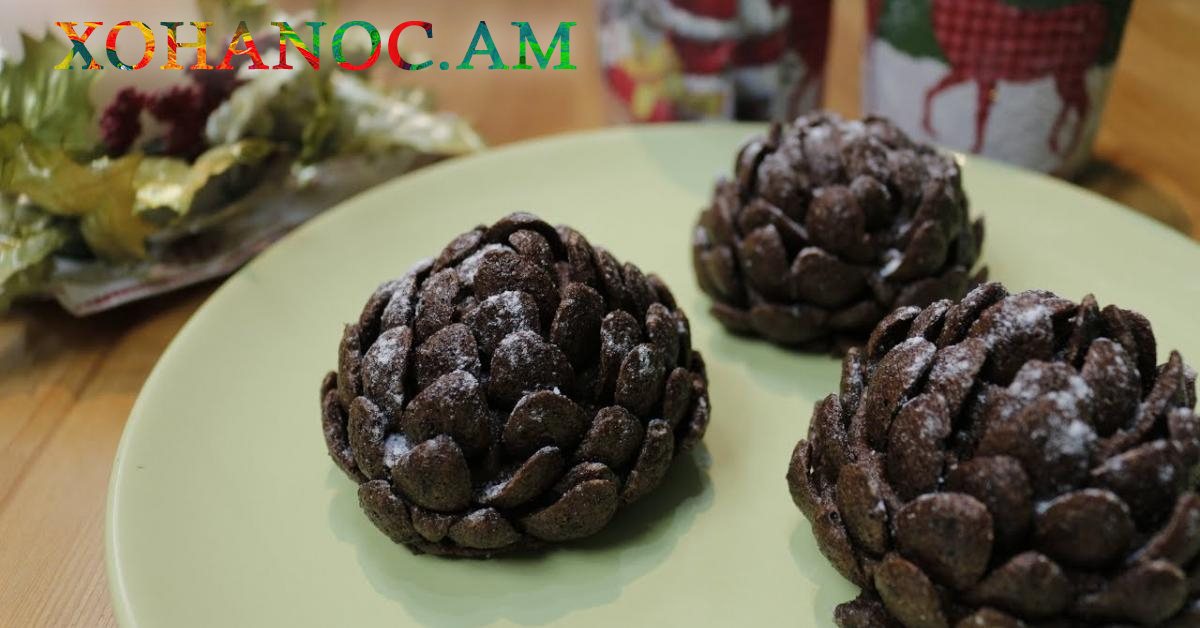 Այսպիսի համեղ և գեղեցիկ քաղցրավենիք կլինի միայն Ձեր տոնական սեղանի վրա