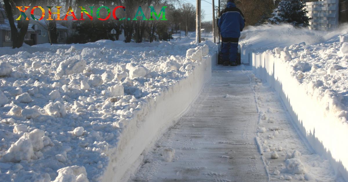 Սպասվում է եղանակային կտրուկ փոփոխություն․ Երևանում և մարզերում առատ ձյուն կտեղա