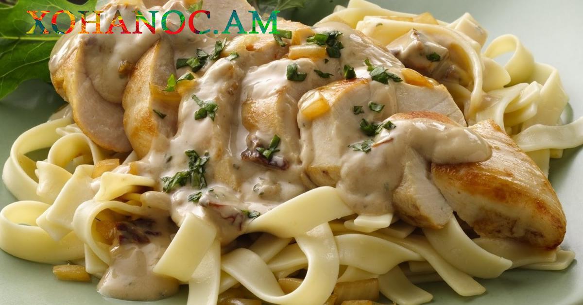Իտալական խոհանոցի ամենա համեղ ուտեսի բաղադրատոմսը, Ֆետուչի