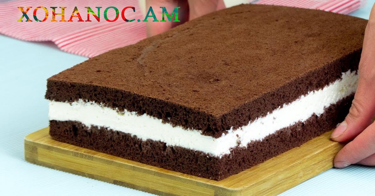 Տորթ <<Կինդեր Դելիս>> շատ համեղ և պարզ բաղադրատոմս, Ձեր սիրելիները կգնահատեն յուրահատուկ համը