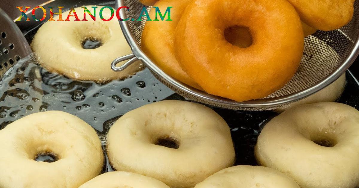 Պոնչիկների բաղադրատոմս, որոնք ստացվում են շատ համեղ և փափուկ