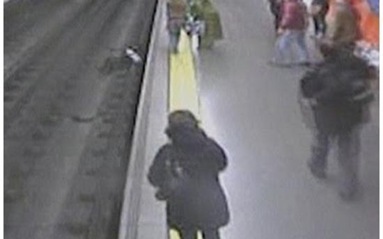 Երևանյան կայարանում կինը պառկել է երկաթգծերի վրա. ահազանգ