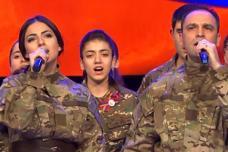 Հրաշալի երգ հայ զինվորի մասին