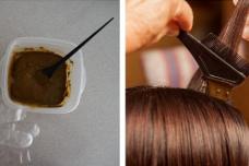 Մազերը ներկելու բնական միջոց՝ սուրճի միջոցով
