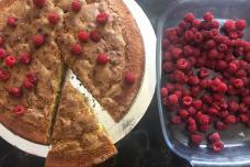Մալինայով անչափ համեղ թխվածք