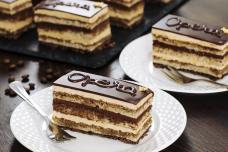 Համեղ շոկոլադե տորթ անմահական միջուկով