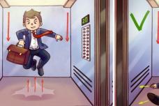 Ինչպես ողջ դուրս գալ ընկնող վերելակից