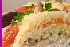 Ամանորյա սեղանի թագուհի։ Ձկով համեղ ուտեստ