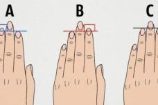 Ինչպես կարող է ձեռքի ձևը պատմել Ձեր սեքսուալության մասին